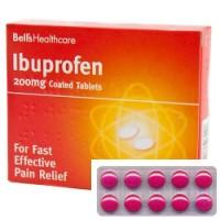 ibuprofen-slijmbeursontsteking